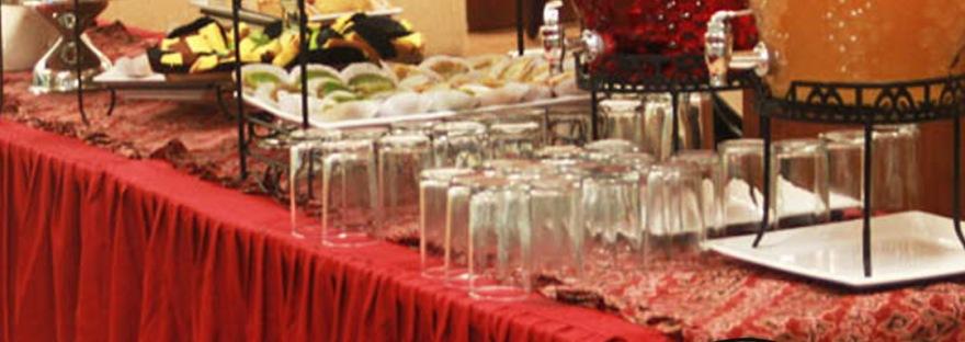 Catering Prasmanan di Kemang Pratama, Rawalumbu