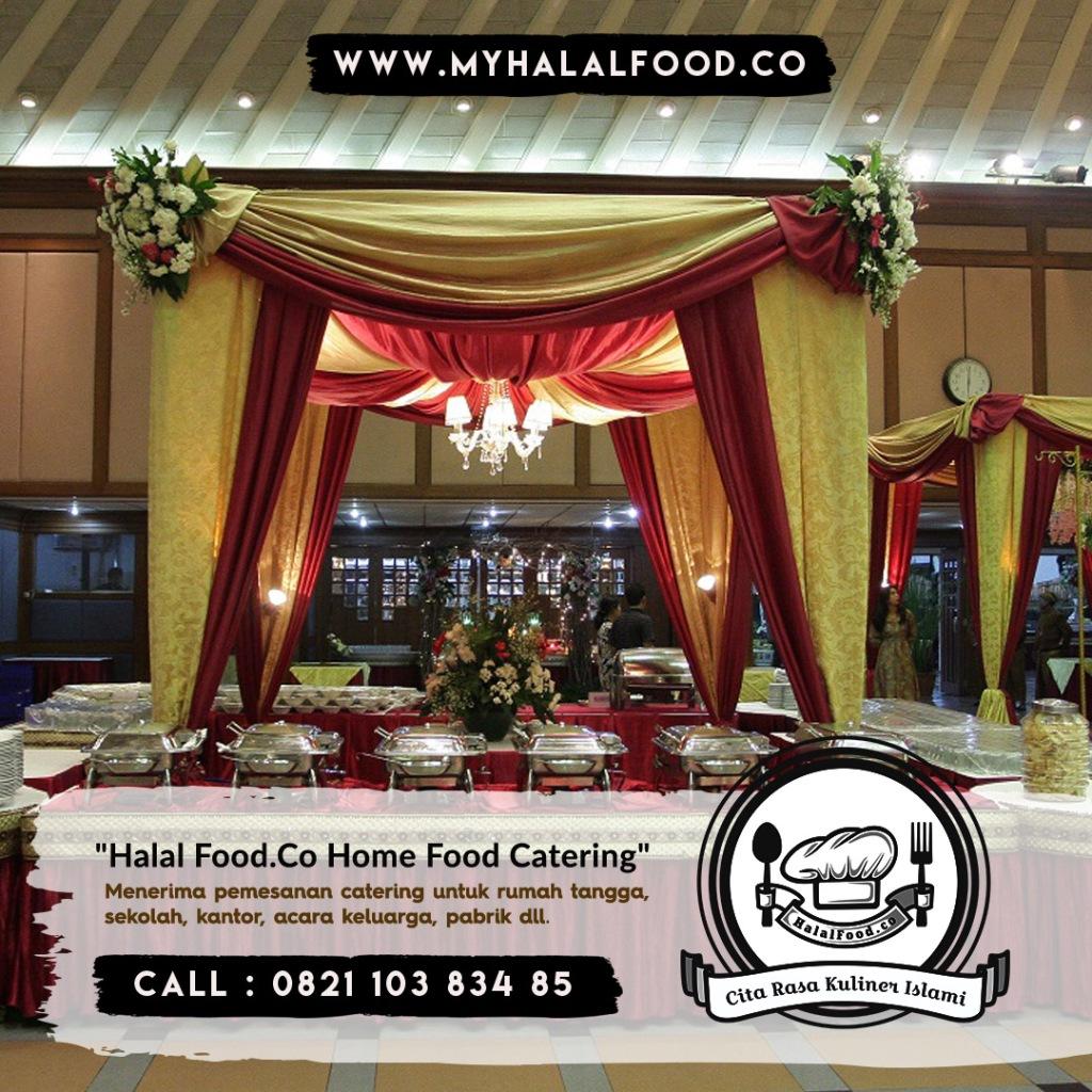 katering Prasmanan di Bekasi Selatan dan Sekitar Bekasi