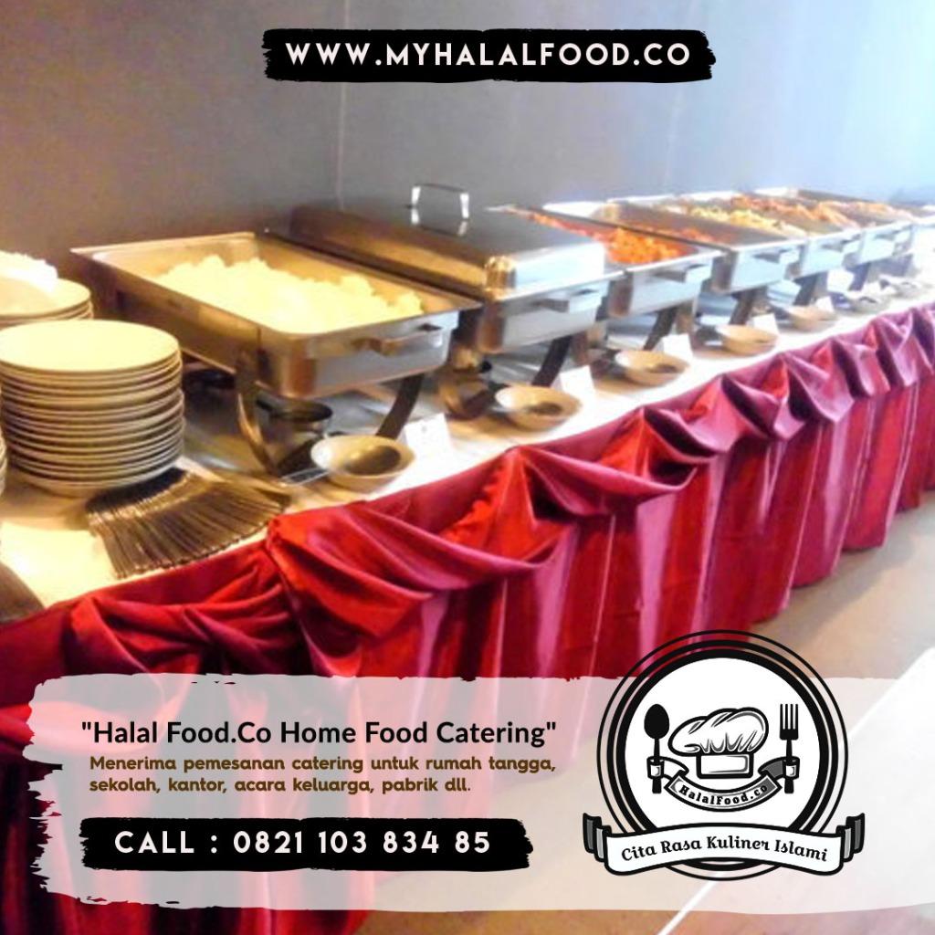 Catering Prasmanan di Bekasi Selatan dan Sekitar Bekasi