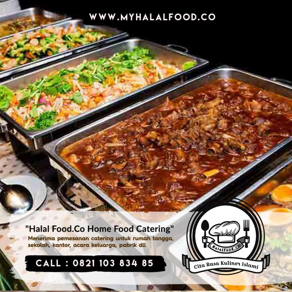 Jasa Catering Prasmanan | Halalway.id