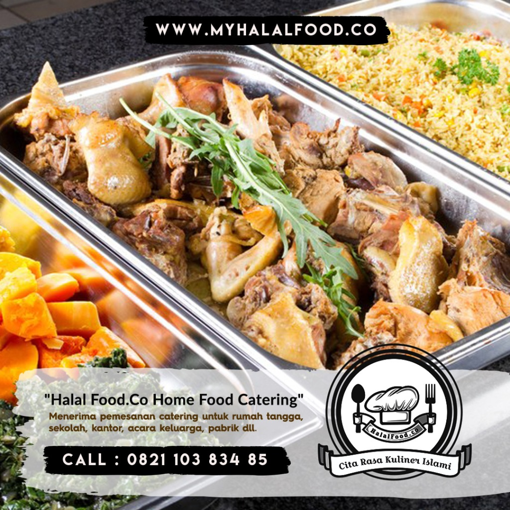 Jasa katering Prasmanan | Halalway.id