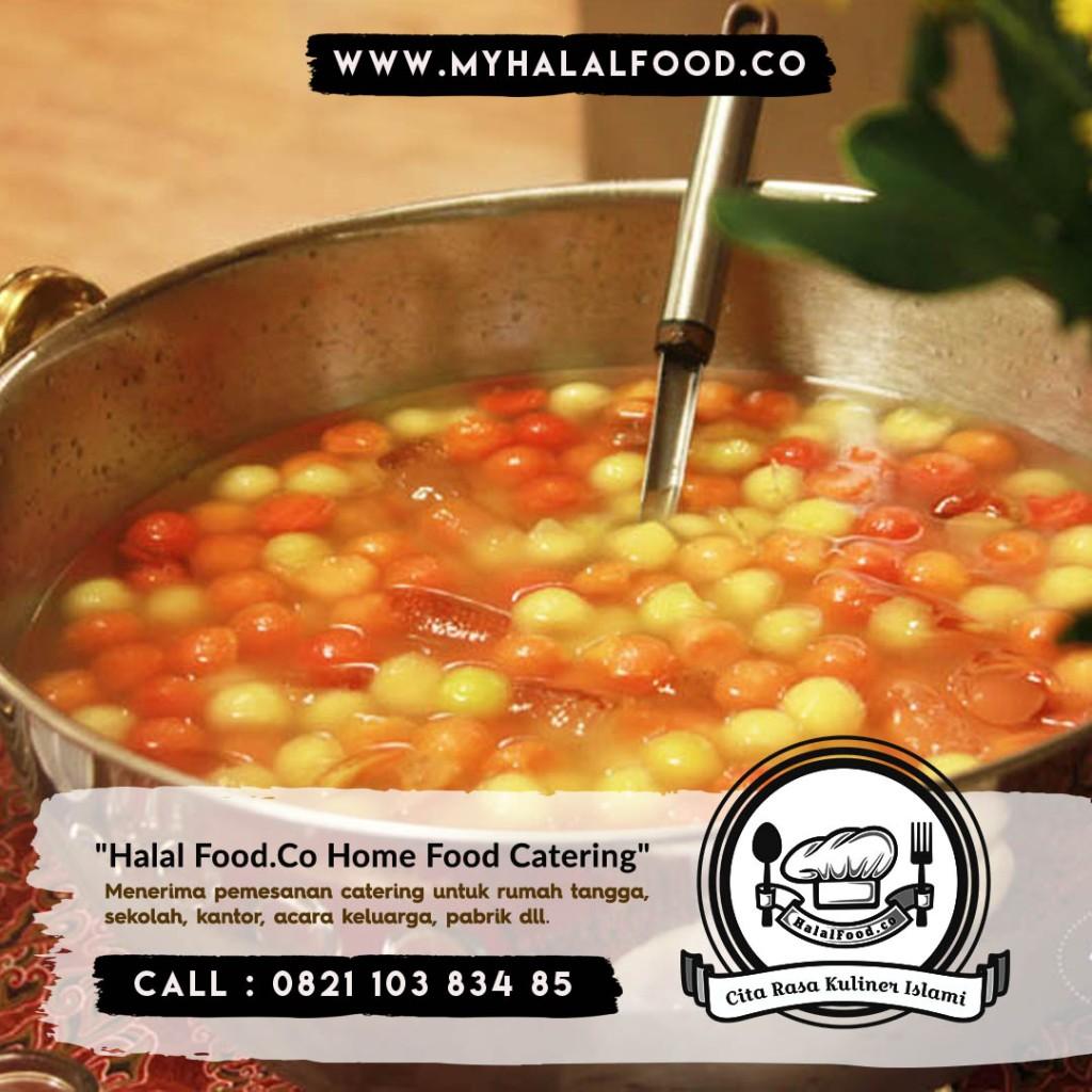 katering Prasmanan di Harapan Indah | halalway.id