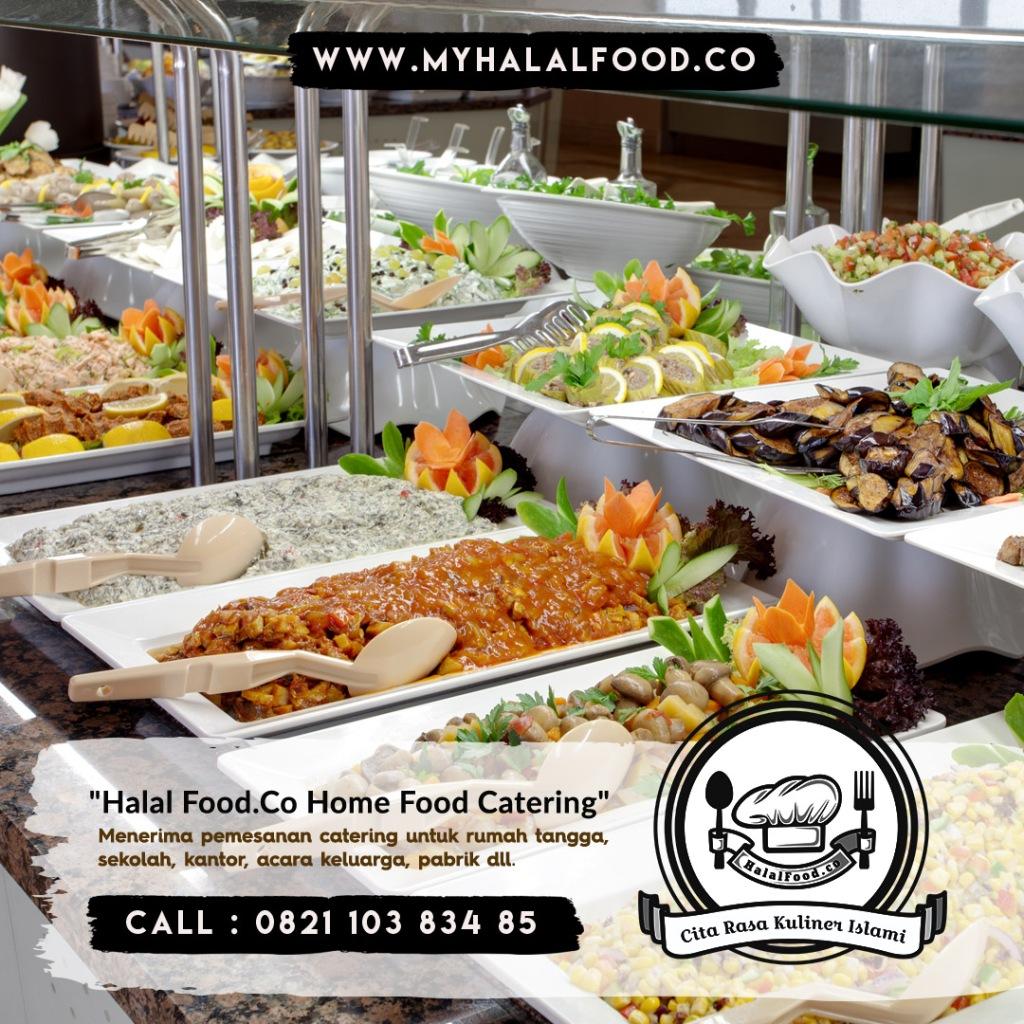 Catering prasmanan Daerah Villa Kartini dan Sekitar Bekasi