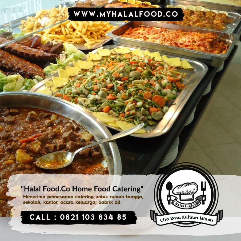 Catering prasmanan di Villa Kartini Bekasi dan Sekitar Bekasi