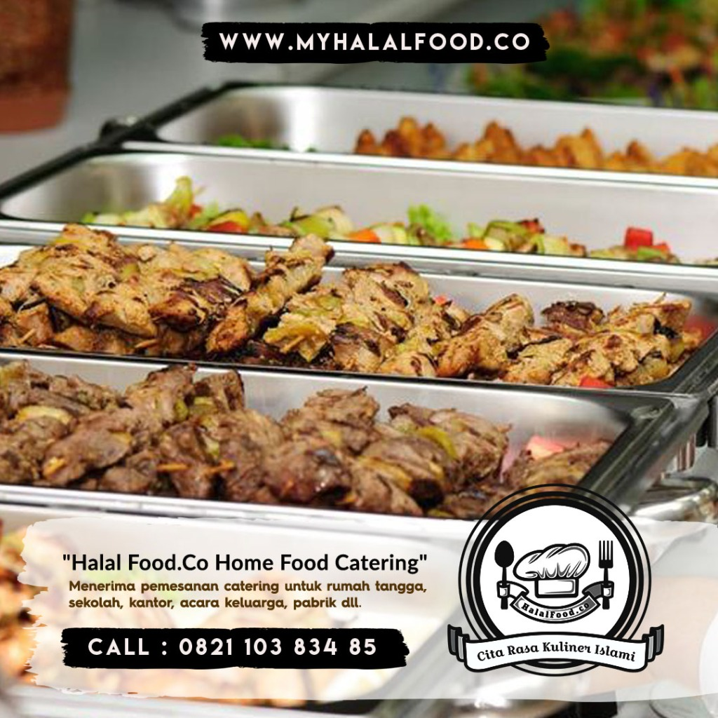 Catering prasmanan di Pekayon, Bekasi dan Sekitarnya