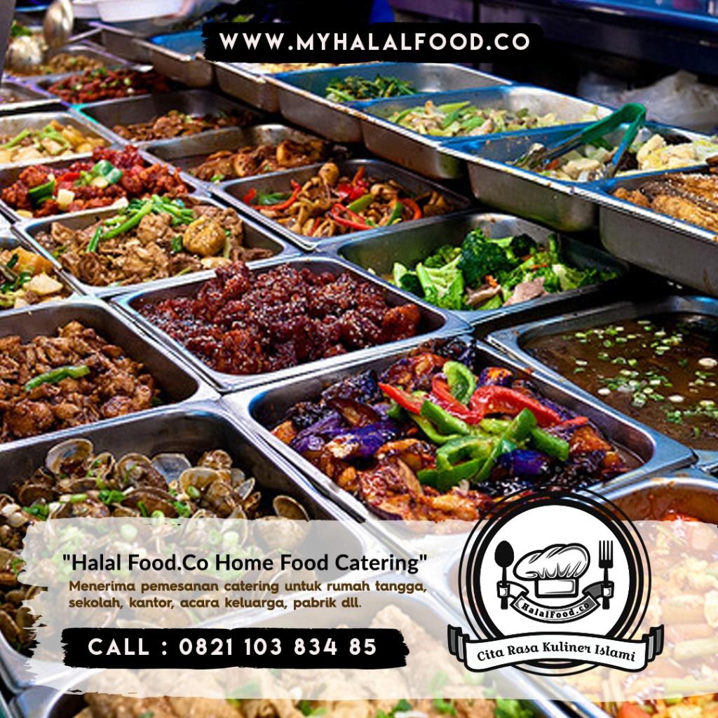 Catering prasmanan di Jatiasih dan Sekitar Bekasi
