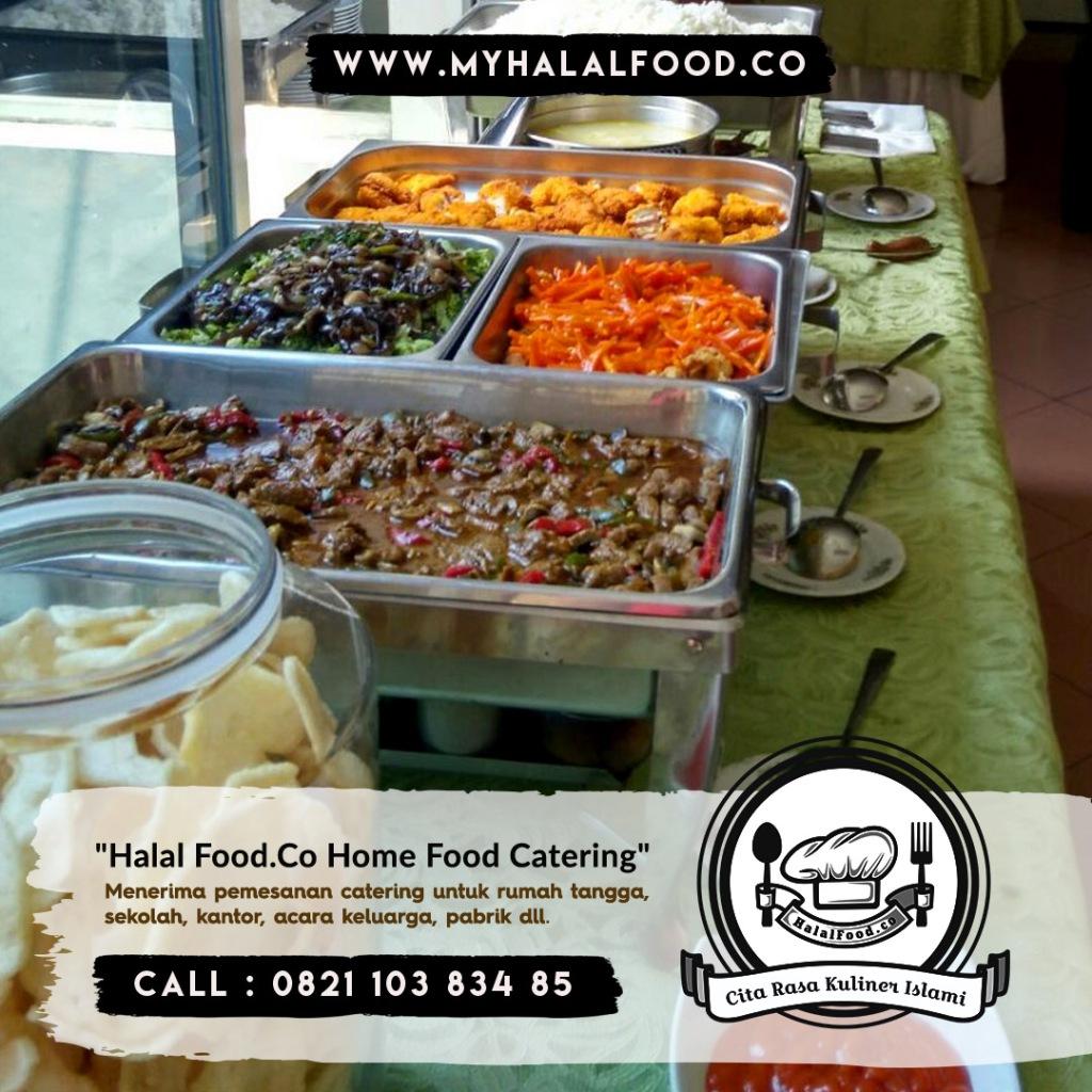 Catering prasmanan di Rawalumbu, Galaxy dan Sekitar Bekasi Selatan