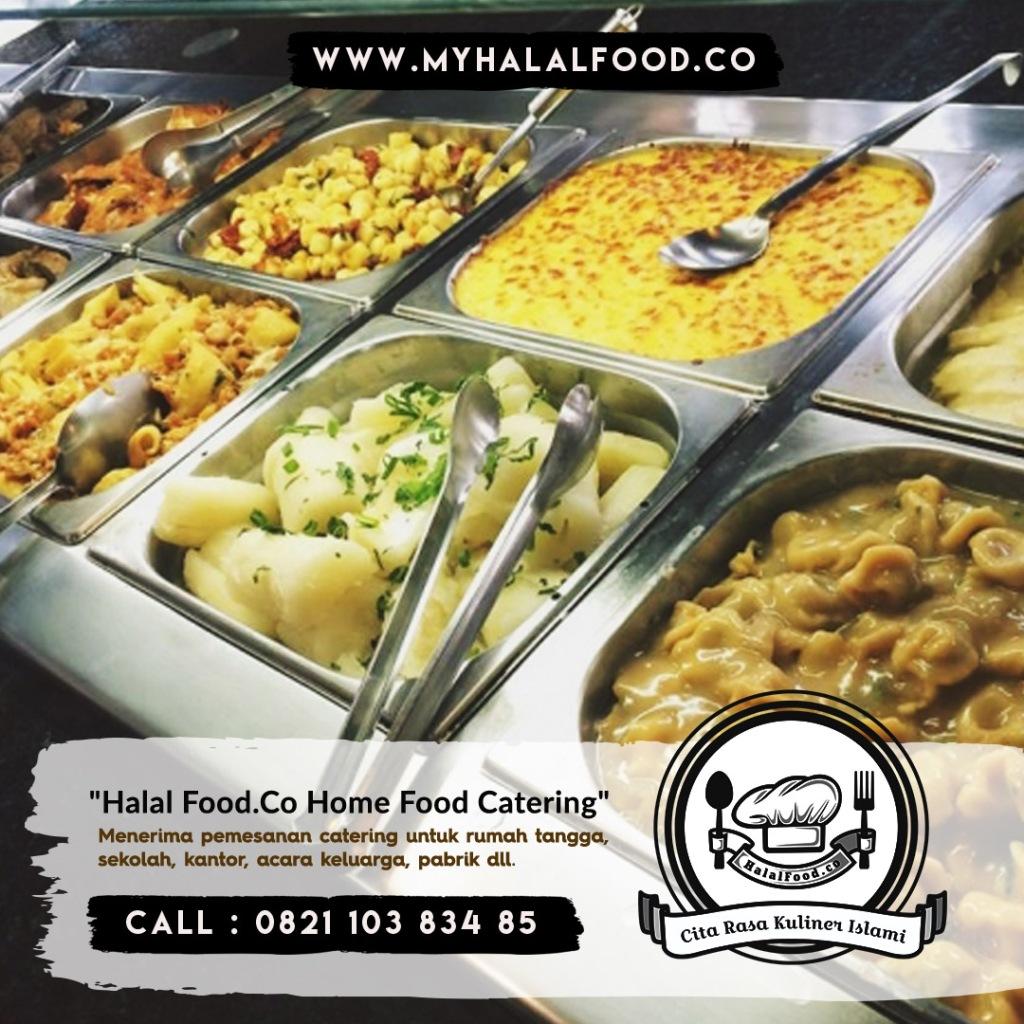 katering prasmanan di Rawalumbu Bekasi