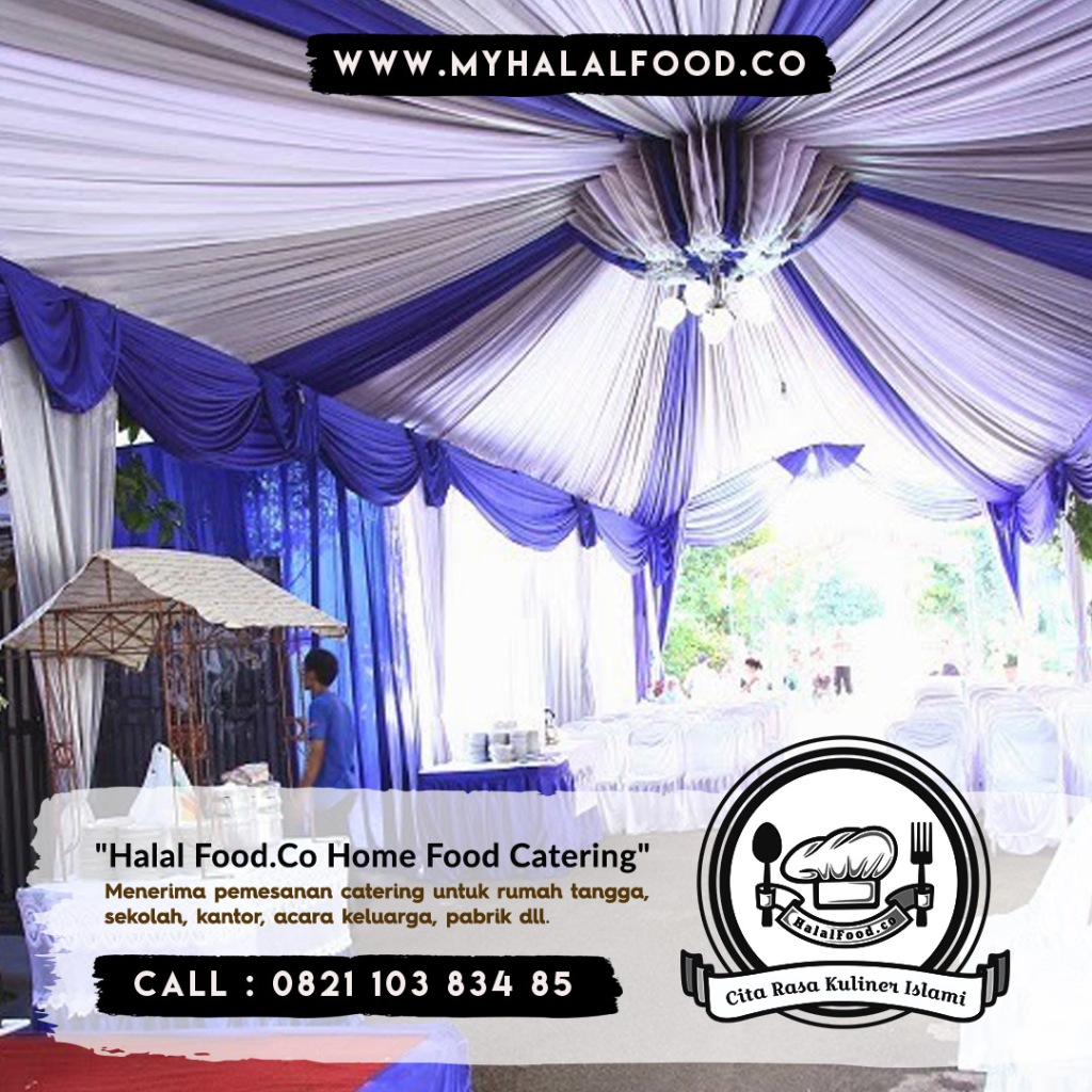 Catering prasmanan di Rawalumbu Bekasi