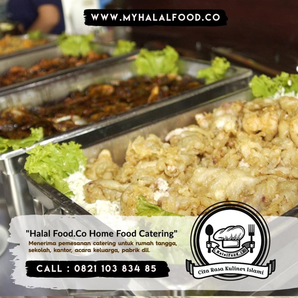 katering prasmanan di Jatibening Bekasi