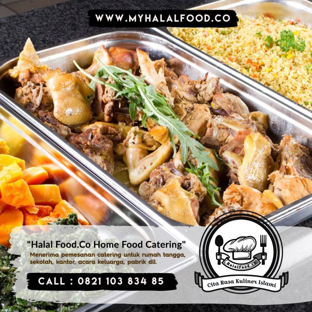 Catering prasmanan di Jatibening Bekasi