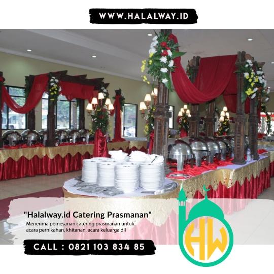 Catering Wedding Harga Terjangkau di Bekasi Selatan dan Sekitar Bekasi