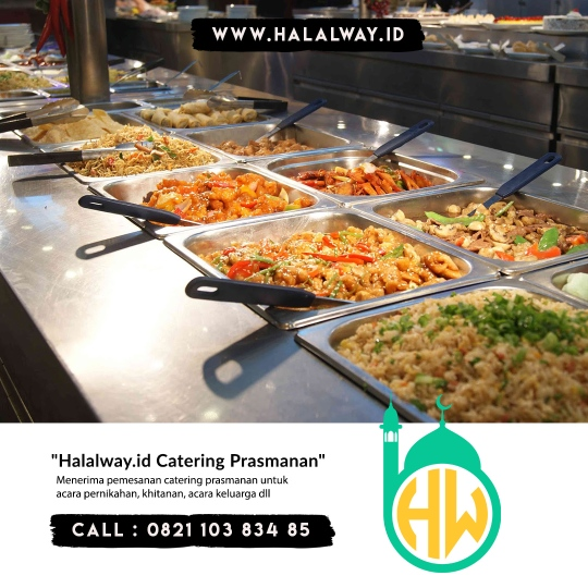 Catering Wedding Harga Terjangkau di Rawalumbu, Galaxy dan Sekitar Bekasi Selatan