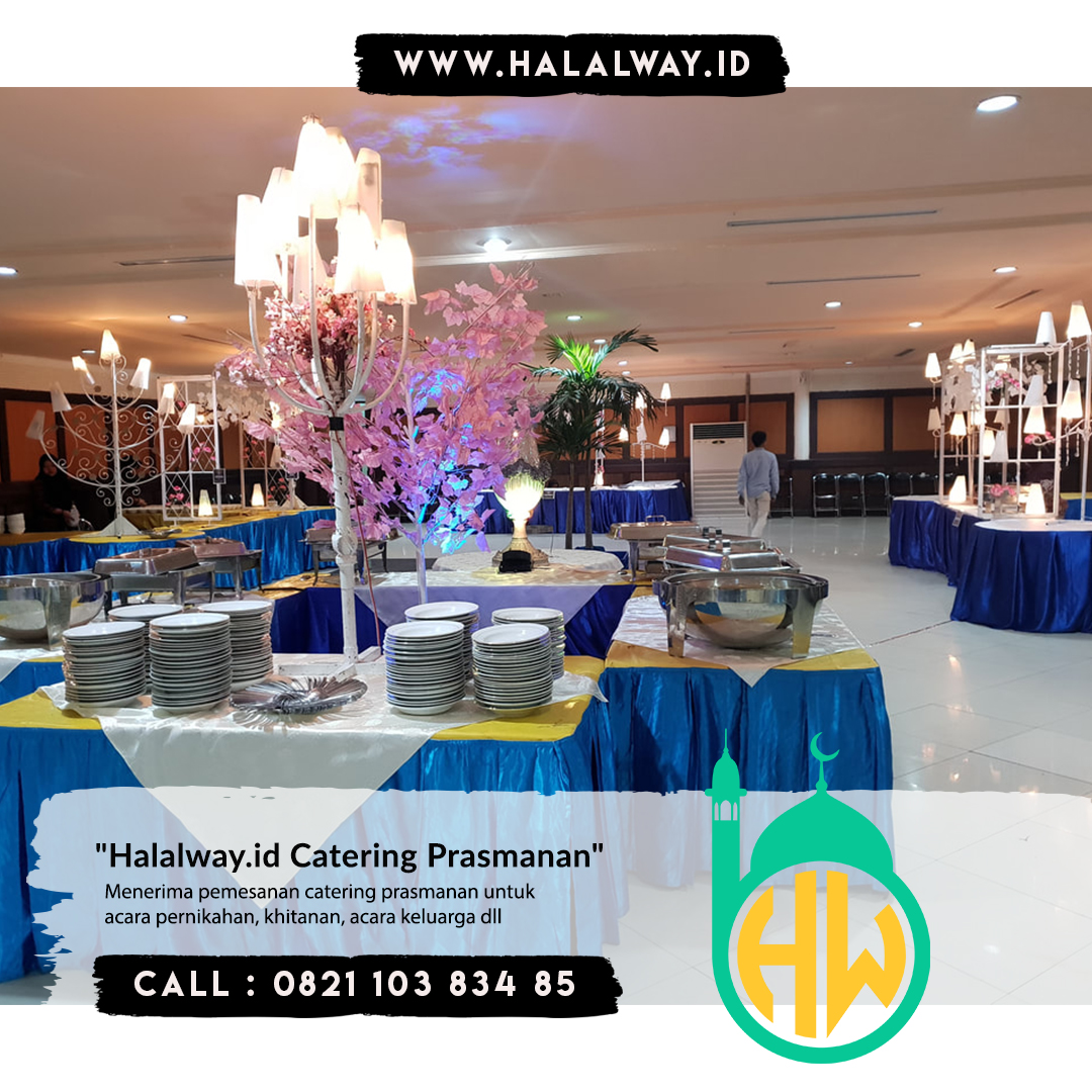 Catering Wedding Harga Terjangkau di Jakarta, Bekasi dan Sekitarnya