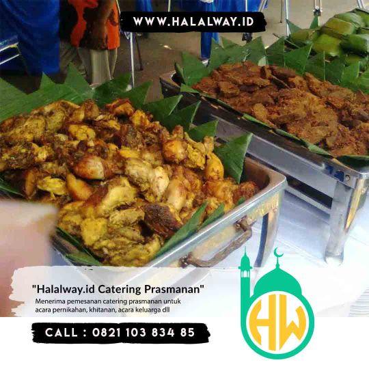 Catering Wedding Harga Terjangkau di Jakarta Timur, Bekasi dan Sekitarnya