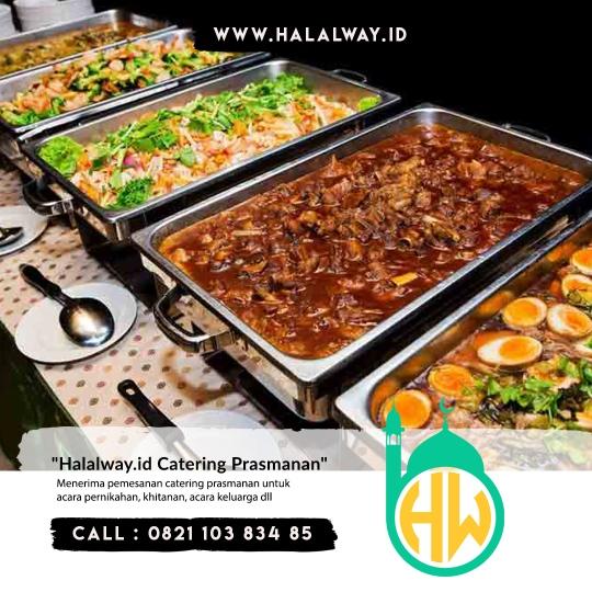 Catering Wedding Harga Terjangkau Daerah Jatiasih, Bekasi dan Sekitarnya