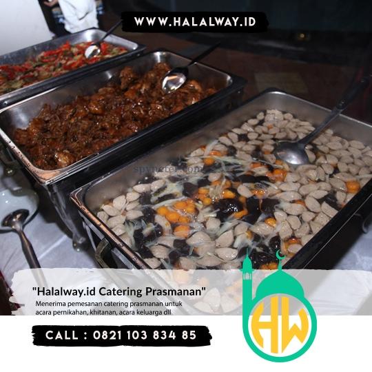 Catering Wedding Harga Terjangkau Wilayah Jatiasih dan Wilayah Sekitarnya