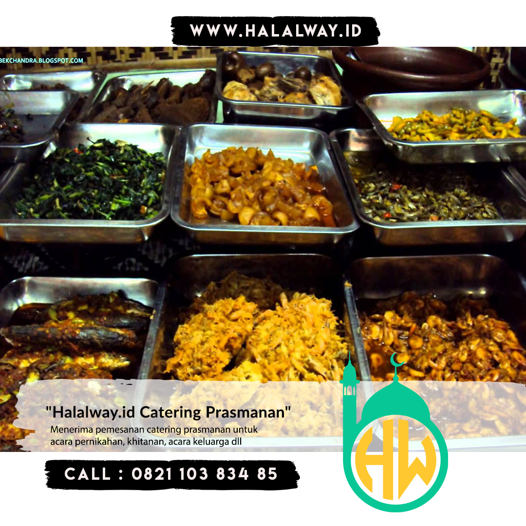 Catering Wedding Harga Terjangkau di Pekayon, Bekasi dan Sekitarnya